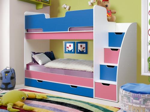 Кровать двухъярусная Юниор-9