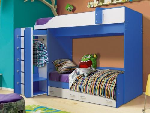 Кровать двухъярусная Юниор-8