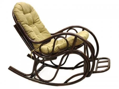 Кресло-качалка с подножкой 05-17 Promo KD