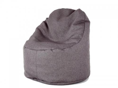 Кресло-мешок Пуф категория 2 bahama steel